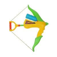 Summer Outdoor Kids Toy Bow Water Gun With Air Pressurized System For Children Beach Garden Team
