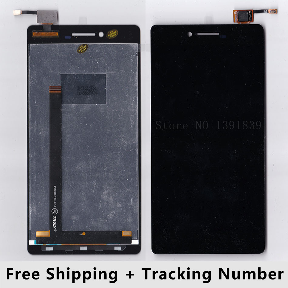 LCD Display + Touch Screen Digitizer Glass Panel For AMOI A900W A900T A900