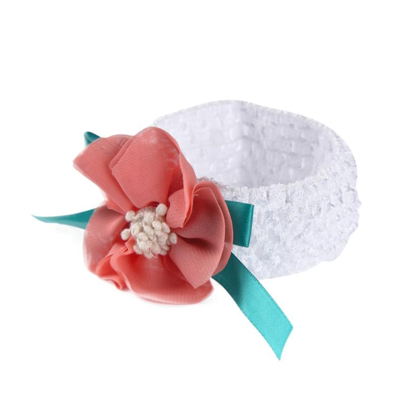 Big Sale Girls Boys Baby Headbands Flower Hair Accessories Infant Hair Band Laco De Cabelo Infantil