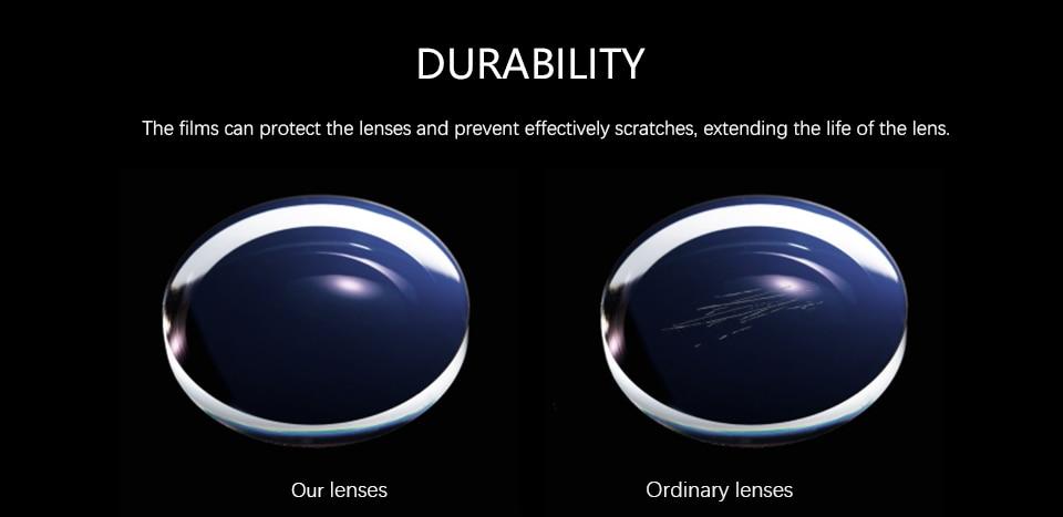 85025eb2358 2019 1.56 Anti UV Customize Prescription Myopia Reading Lens ...