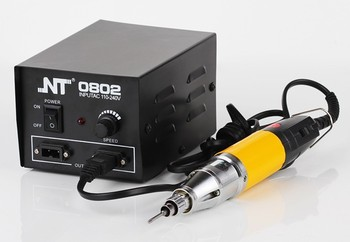 NT-0820 DC Powered Electric Screwdriver 800 With Small Power Supply Screwdriver