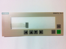 6AV3017-1NE30-0AX0 TD17 Membrane keypad for TEXT Display Panel repair~do it yourself, Have in stock