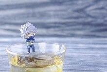 Naruto 8pcs/set Creative Uchiha Itachi Kakashi Uchiha Sasuke Namikaze Action Figure Toy