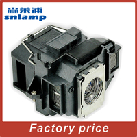 Original Projector Lamp Bulb ELPLP54 V13H010L54 With Holer For EX31 EX51 EX71 EB S7 EB X7