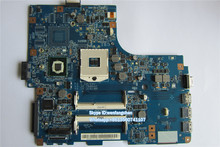 Free shipping ID59C Notebook Motherboard without vga chipsets ID59C03h MB.WLJ01.001 48.4EH02.01M MBWLJ01001