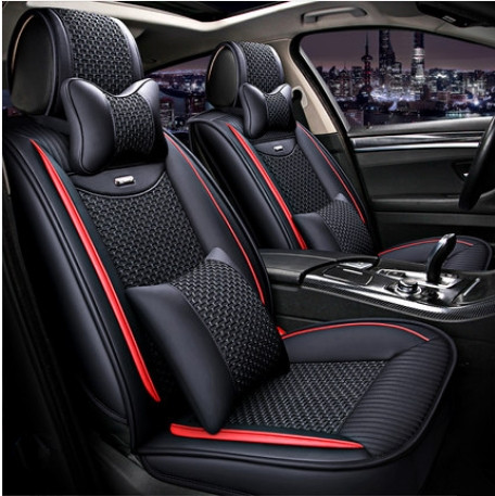 Good quality & Free shipping! Full set car seat covers for BMW 116i 118i 120i F20 2018 2011 comfortable breathable seat covers