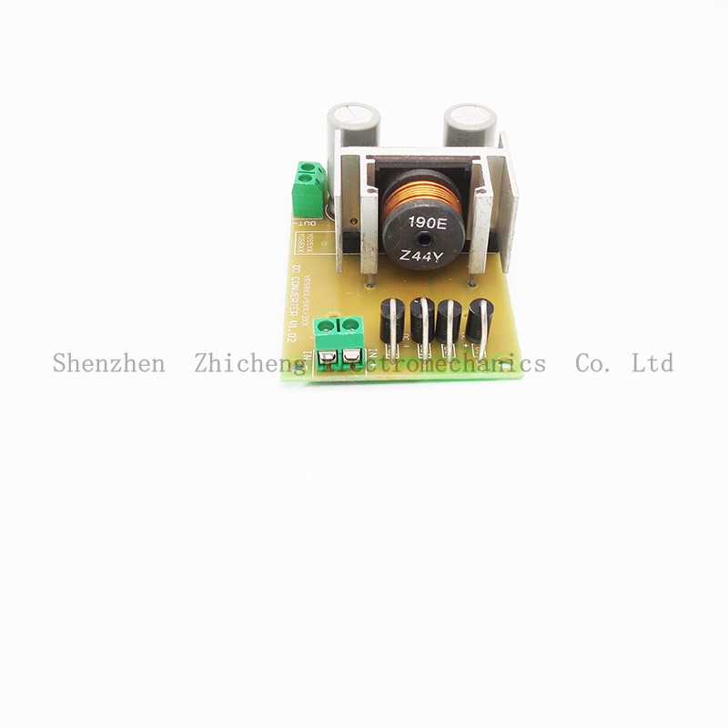 AC/DC 9-48v To 1.8-25v 3A Switching Power Supply Module Step Down Adjustable 20v 1 2a power module 220v to 20v acdc direct switching power supply isolation can be customized