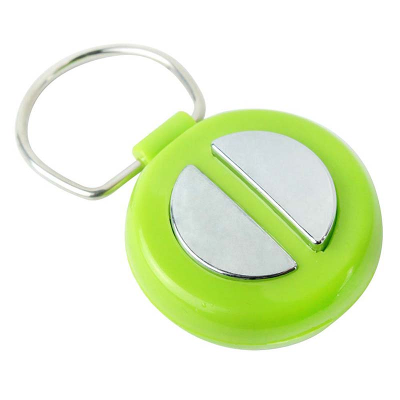 Electric Trick Shock Gag Prank Toys Tremor Buzzer, Green and Silver