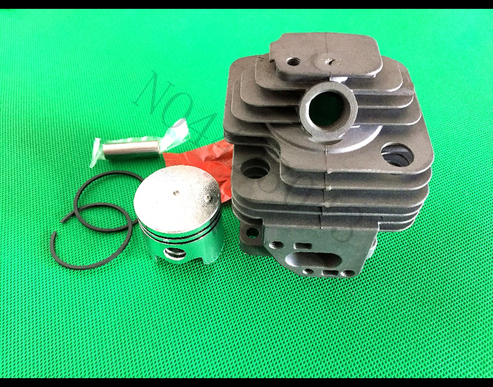 TL33/CG330 1E36F Brush Cutter Grass Trimmer Cylinder Piston With Gasket Set Dia 36mm For MITSUBISHI TB33 TU33