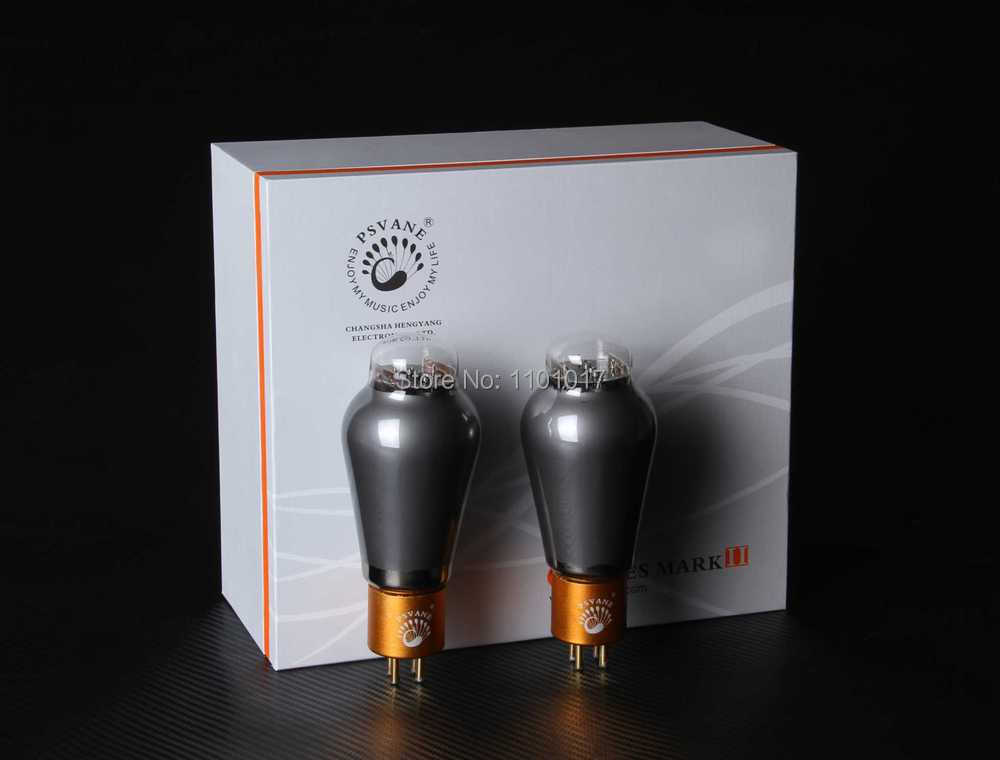 купить PSVANE 300B-TII Vacuum Tube Mark TII Series HIFI EXQUIS Factory Matched 300B Electron Lamp по цене 20584.23 рублей