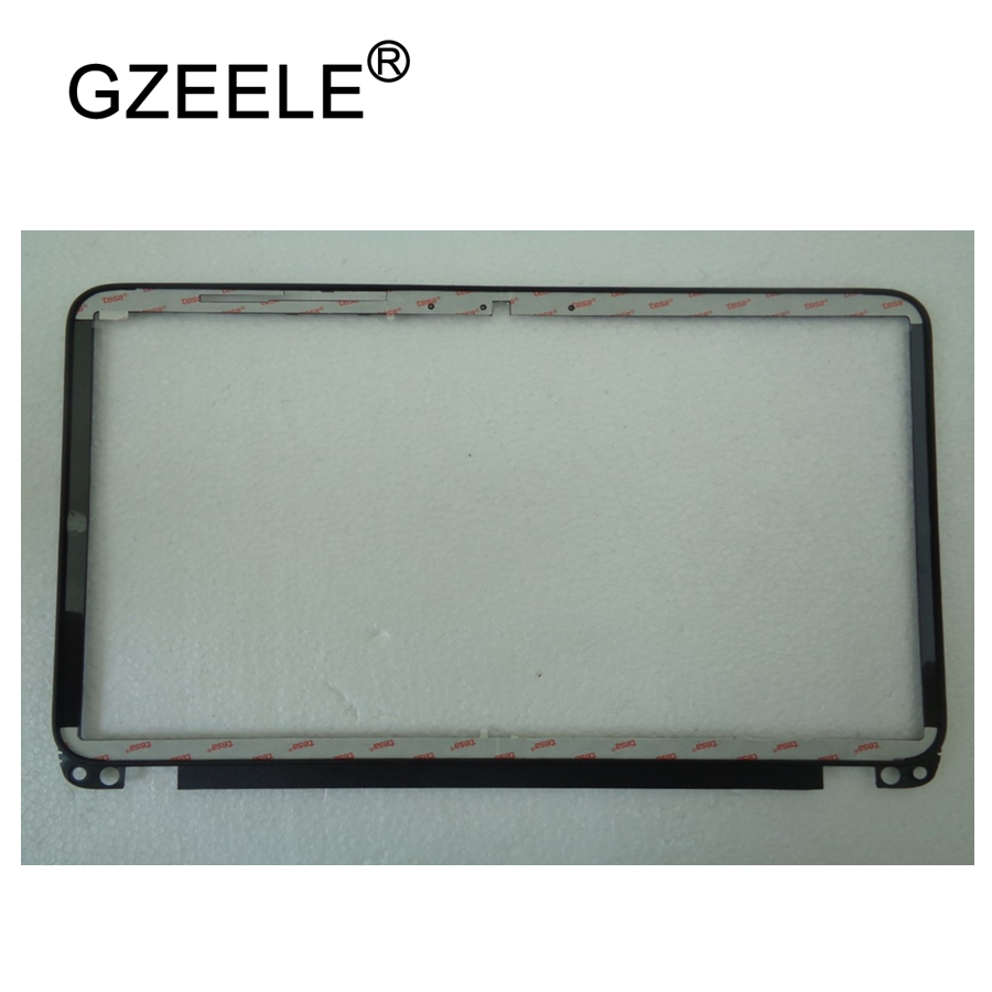 GZEELE new Laptop For HP For Envy17 Envy 17-J 17-j000 Series 17Laptop LCD Screen Bezel Touch Version B SHELL laptop keyboard for hp for envy 4 1014tu 4 1014tx 4 1015tu 4 1015tx 4 1018tu backlit northwest africa 692759 fp1 mp 11m6j698w