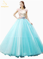 2015 Hot Sell Sexy Scoop Quinceanera Dresses Ball Gowns With Beading Sweet 16 Dresses Vestidos De