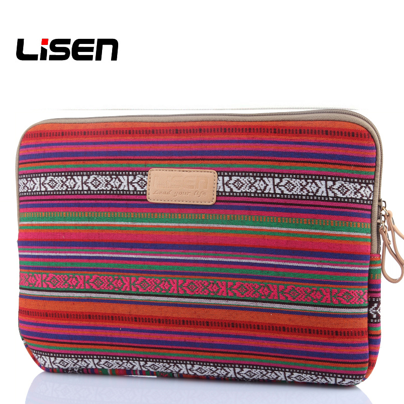 Lisen 2017 New Design Laptop Case For Laptop 11 13 14 15 15.6 inch Notebook Bag for MacBook Air Pro 13.3 Free Drop Shipping