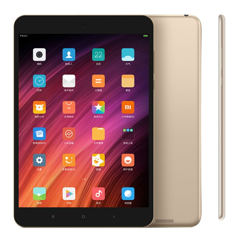 Original Xiaomi MiPad 3 7.9 inch MIUI 8.0 MTK8176 Hexa Core up to 2.1GHz RAM 4GB ROM 64GB Tabket PC BT WiFi 2048 x 1536 13.0MP оригинальный xiaomi mipad mi pad 3 7 9 tablet pc miui 8 4gb ram 64gb rom mediatek mt8176 hexa core 2 1ghz 2048 1536 13mp