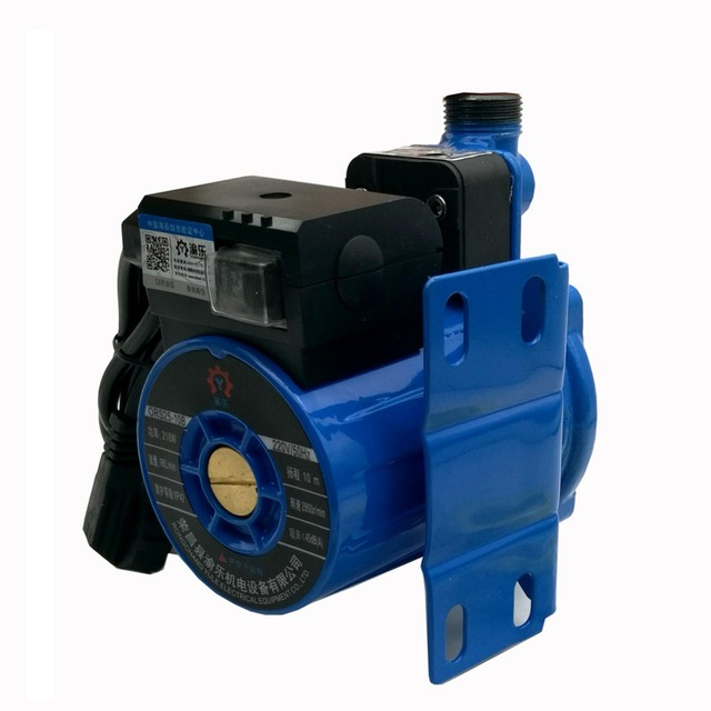 220V Silent Domestic Booster Pump 228W Automatic Boost Water ...