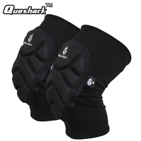 1Pair Men Women Sports Safety Ski Knee Pads Basketball Skating Snowboard Skiing Knee Support Knee Protection