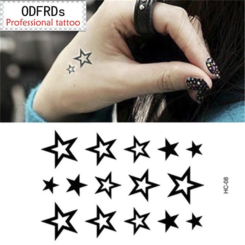 нови стил водоотпорне привремене тетоваже татоо кане лажни фласх таттоо наљепнице Тати татто