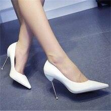 Aidocrystal Heißer OL Büro Dame Klassiker Frauen Reizvolle Heels Pumps Schuhe Gezeigte Zehe Schuhe Rot Schwarz für Hochzeit Party