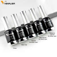 Nail Art 2020 New Venalisa Nail Paint Gel 120 colors Platinum Gel Polish Nail Gel Soak Off UV Gel Polish Nail Lacquer Varnishes