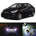 2pcs Car W16W T15 912 High Power OBC Canbus Error Free Led SMD Backup Parking Reverse Lights Bulb For 2011- 2015 Hyundai Accent