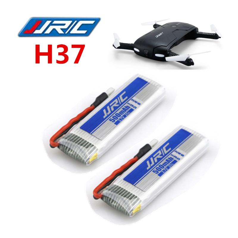 Original battery for JJRC H37 RC Quacopter Spare Parts Accessories 3.7V 500mAh li-po Battery 721855 For H37-07 (2pcs , 5pcs/lot)Original battery for JJRC H37 RC Quacopter Spare Parts Accessories 3.7V 500mAh li-po Battery 721855 For H37-07 (2pcs , 5pcs/lot)