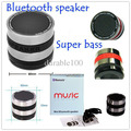 Mini Super Bass Portable Wireless BlueTooth Speaker FM Radio TF Card Music Player with retail package