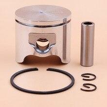 42 мм поршневое кольцо комплект для HUSQVARNA 340 345 345e 346 346XP& 346 EPA 503907371 Запчасти для бензопилы