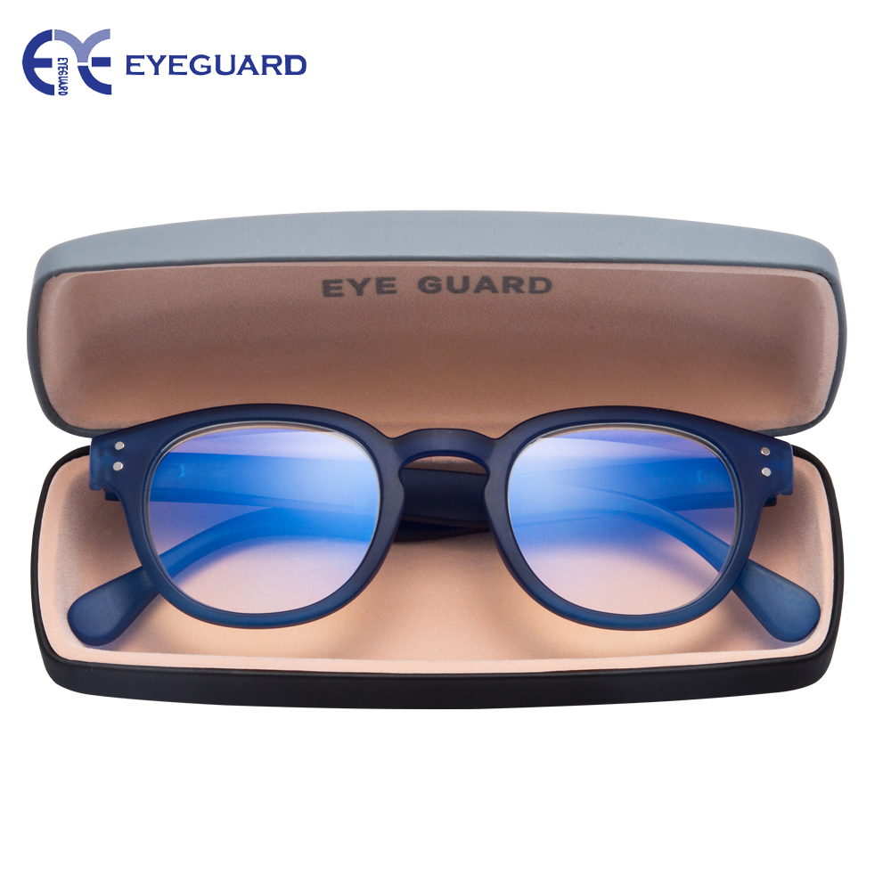 EYEGUARD Readers Anti Blue Light Computer Game Readig <font><b>Glasses</b></font> Unisex Protect Eyes Healthy 0.00 +1.00 +1.50 +<font><b>2.00</b></font> +2.50 +3.00 image