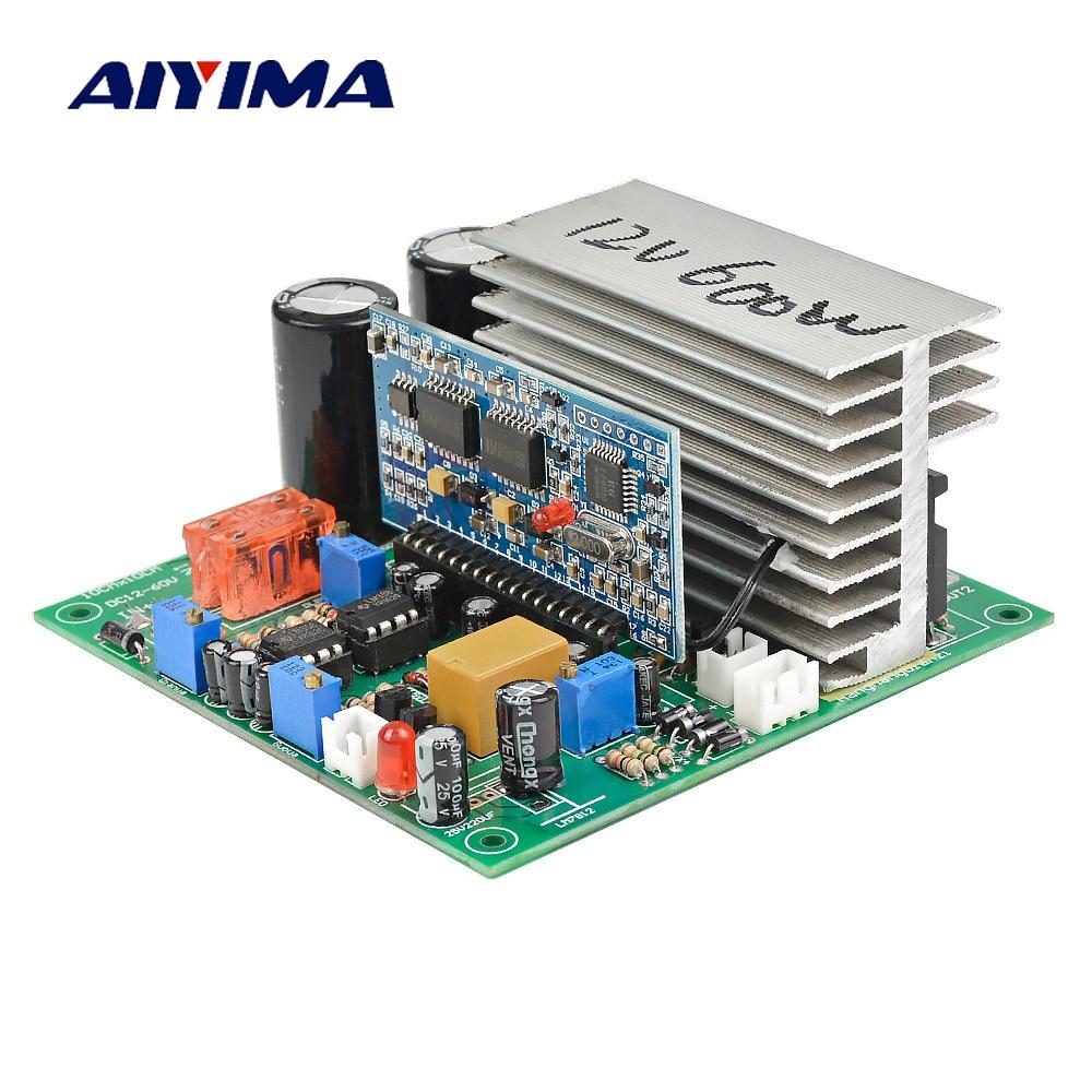 Aiyima Reine Sinus Welle Power Frequenz Inverter Board 12 v 24 v 36 v 48 v 60 v 600/ 1000/1500/1800/2000 watt Fertige Board Für DIY