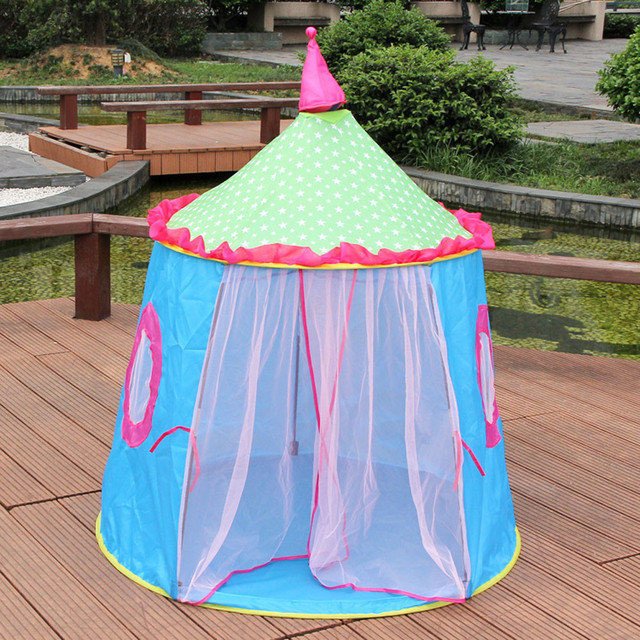 Hot Sale Summer Mosquito Net Castle Children Tent House of Games For Kids Funny Portable Tent & Hot Sale Summer Mosquito Net Castle Children Tent House of Games For ...