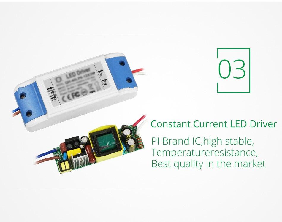 10pcslot Track Lighting Rail Lamp Spot 30W COB Clothing Shoes Shop Store Black White Track Lights LED Rail Spotlight 3 phase (12)