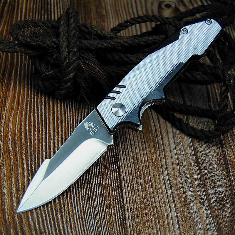 PEGASI 3300 м 7hr15mov острый тактический складной нож открытый спасательный складной нож японский охотничий нож карманный нож