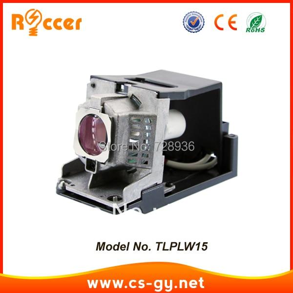 Lampe de projecteur Compatible SHP113 TLP-LW15 pour TOSHIBA TDP-EW25/TDP-EW25U/TDP-EX21/TDP-SB20/TDP-ST20/TDP-EX20/TDP-EX20U TLPLW15
