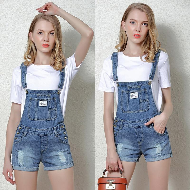 558509d0baa Detail Feedback Questions about RENBANG Summer Frazzle Denim Shorts Women  Slim strap Short Jeans Pocket Fashion College Wind Women Shorts S XXL on ...