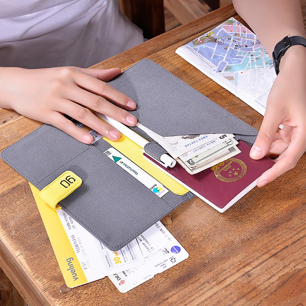 wallet men high quality passport Usage D : Credit Card Holder