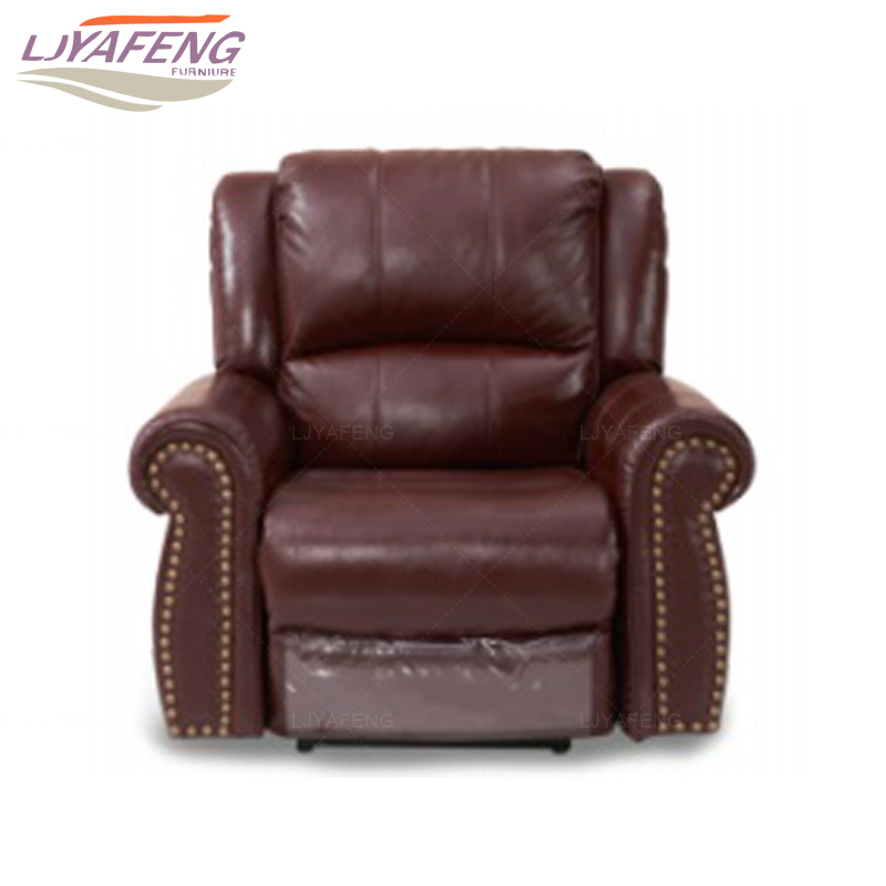 soft chairs and deckchairs for the living room of the lazy chair folding chair Metal base Synthetic Leather Functional sofa