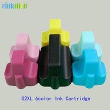 Einkshop compatible for HP 363 Ink Cartridge for HP Photosmart C5180 C7180 C7280 C6180 C8180 D7250 D7245 D7255 printer 12 xl ink compatible for 363 ink photosmart c5180 c6180 c7180 c7280 c8180 3310 printers