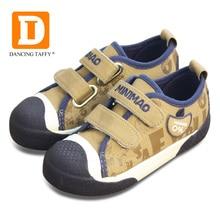 New 2019 Autumn Denim Jeans Children Shoes Hook Loop Girls shoes