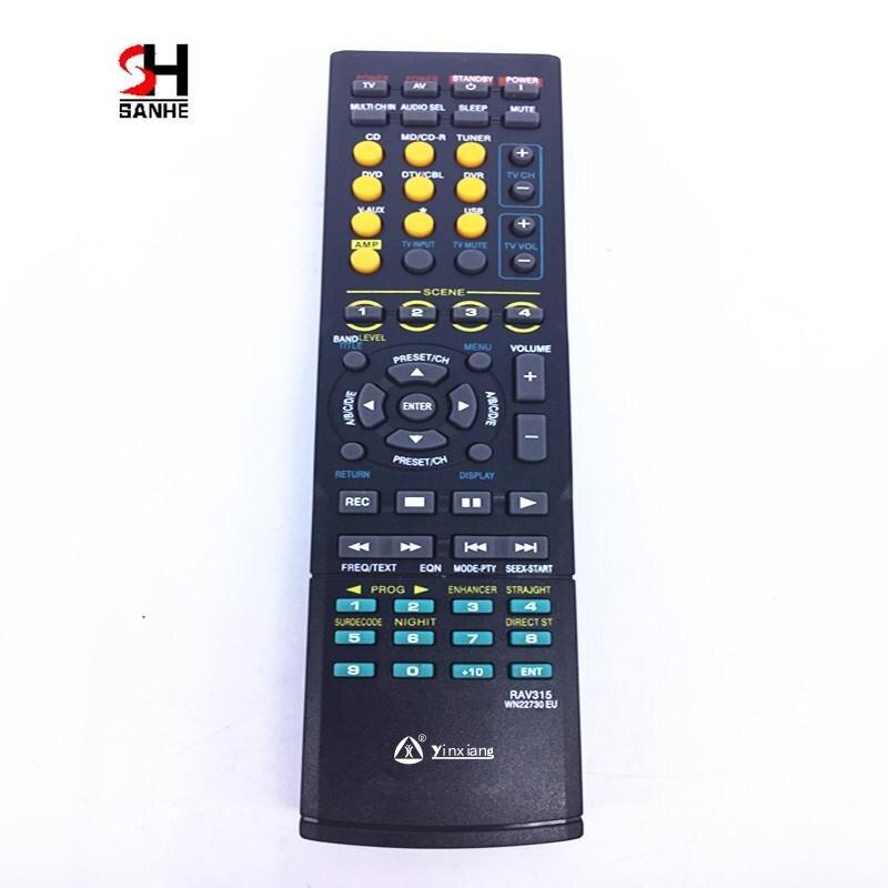 Универсальный Дистанционное управление для Yamaha rav315 wn22730eu домашнего кинотеатра  ...