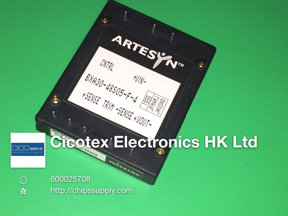 BXA30-48S05-F-4 MODULE IGBT CONV DC-DC DUAL 5V OUT 30W FILTR бесплатная доставка электронные компоненты в исходном nma1212dc conv dc dc 1 вт 12vin 12 в dip dl 1212 nma1212 1 шт