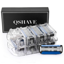 Blade Cartridges for QShave Razors