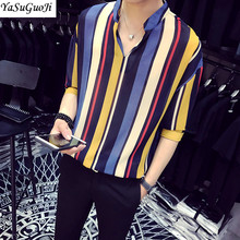 LightSung 2019 super long-sleeve plus size men dress shirt male business long sleeve
