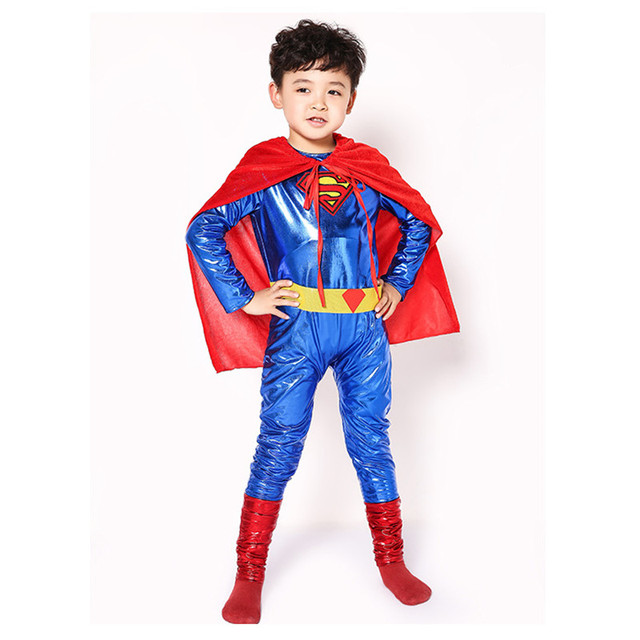 Halloween Boys Muscle Super Hero Costume New Cosplay Batman Costumes For Children Superman Carnival Masquerade Party  sc 1 st  AliExpress.com & Halloween Boys Muscle Super Hero Costume New Cosplay Batman Costumes ...