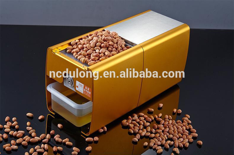 Free shipping Home oil press cooking oil making machine maquina peladora de nueces