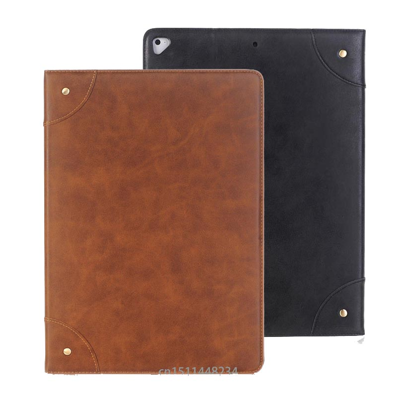 For Apple Ipad Pro 12.9 2017 Case, fashion Retro PU Leather Cases for ipad pro New 12.9 2017 Tablet smart cover case+pen for apple ipad pro 12 9 2017 case fashion retro pu leather cases for ipad pro new 12 9 2017 tablet smart cover case pen