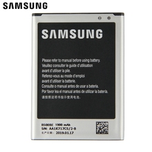 Samsung  Original Replacement Battery B500BE For GALAXY S4 Mini I9190 S4Mini I9192 I9195 I9198 Authentic 3 pins 1900mAh
