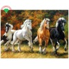 Diy Diamond Painting Horse Diamond Mosaic 5D Sets Embroidery Needlework Handmade Crafts Home Decoration Full Square