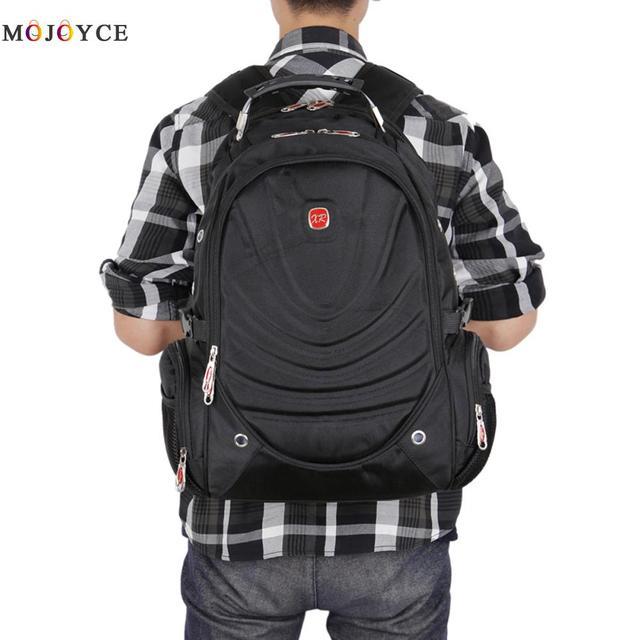 2017 New Oxford Backpack Men Business Large Capacity Laptop Backpack College Students Backpacks for Teenage Boys Bolsa Mochila
