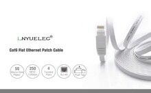 10Package 0.25m,50cm,1m,2m,3m,5m,10mblack/whitecolor CAT6 Flat UTP Ethernet Network Cable RJ45 Patch LAN cable white/black color цена и фото