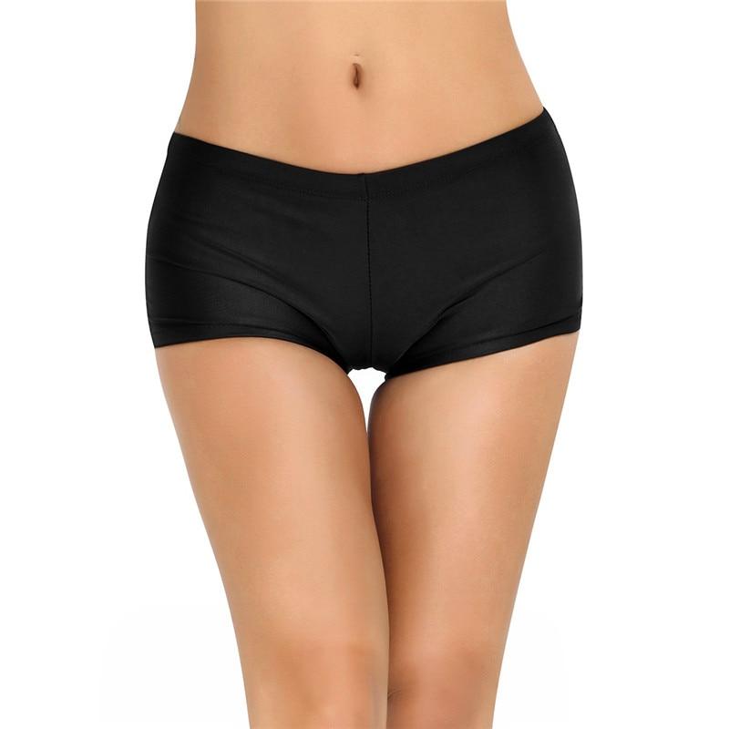 TiaoBug Women Quick Dry Breathable Swimming Running Yoga Sports Shorts Beachwear Boardshorts Swimsuit Swimwear Fitness Shorts
